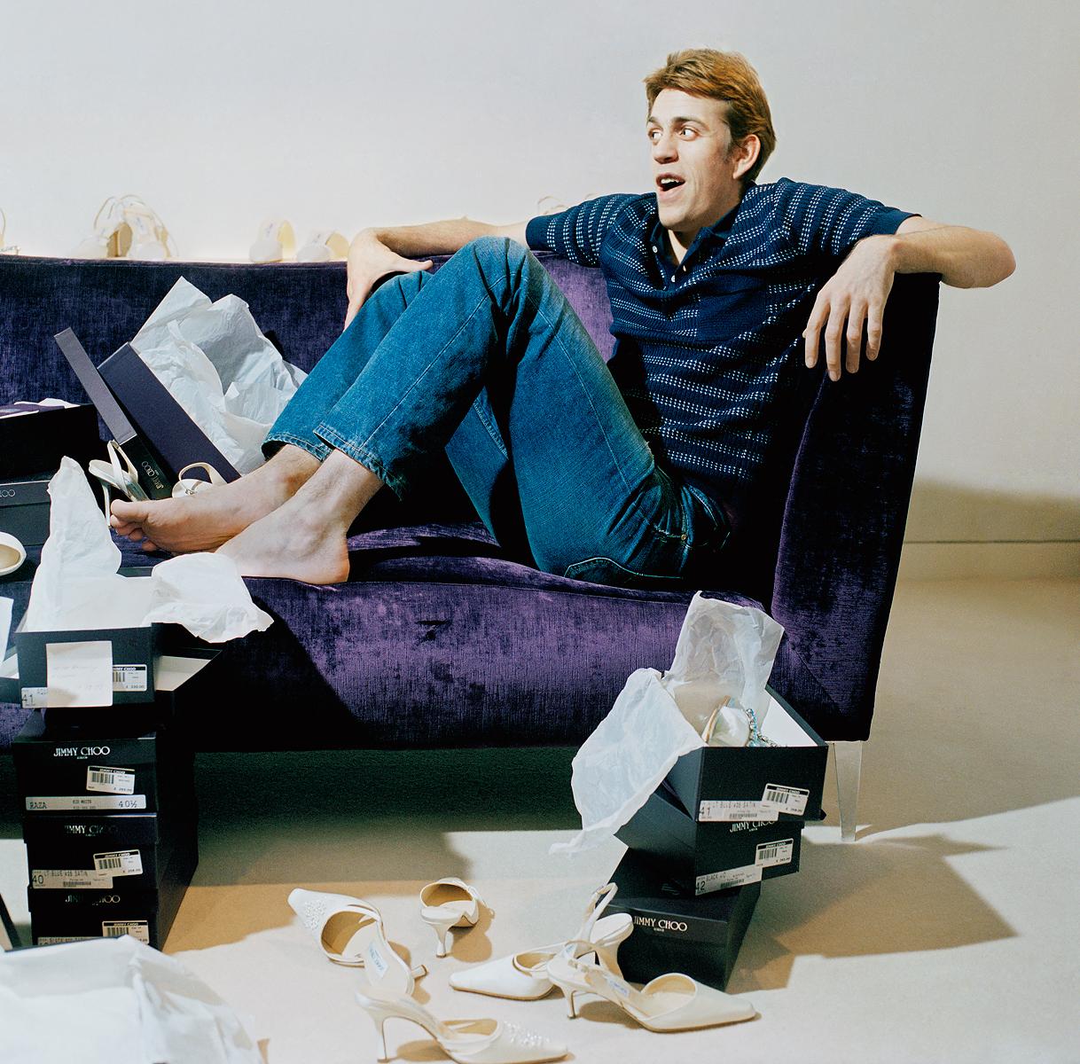 Ben Elliot, Entrepreneur   |   GQ