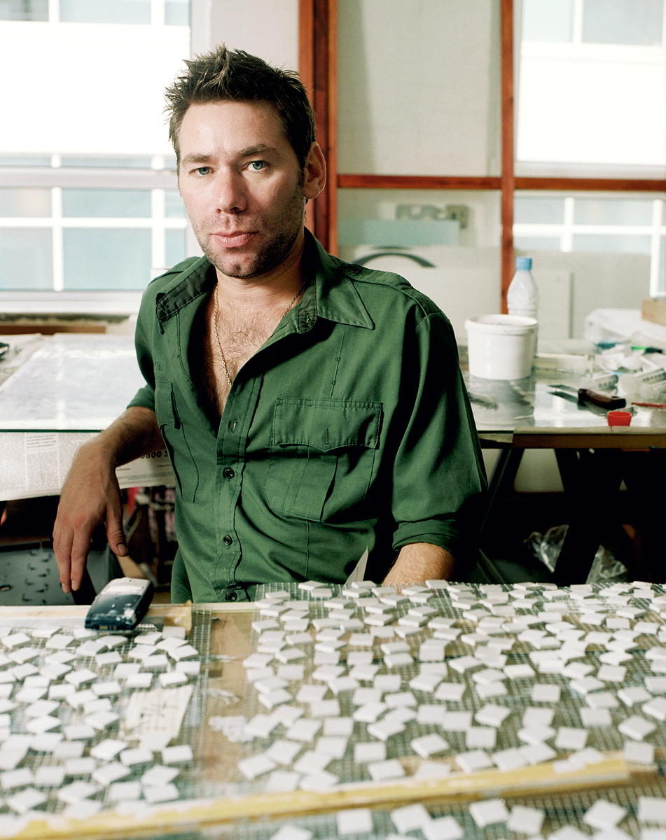 Matt Collishaw, Artist   |   Guardian Weekend