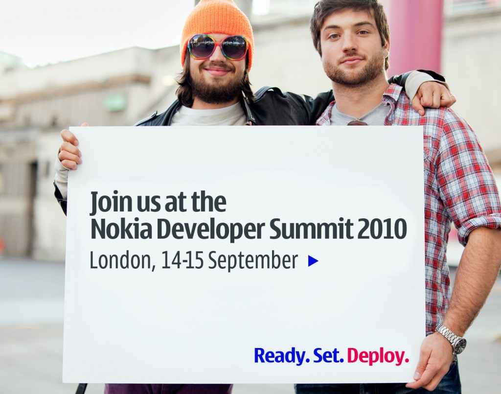 Developer Summit   |   Nokia