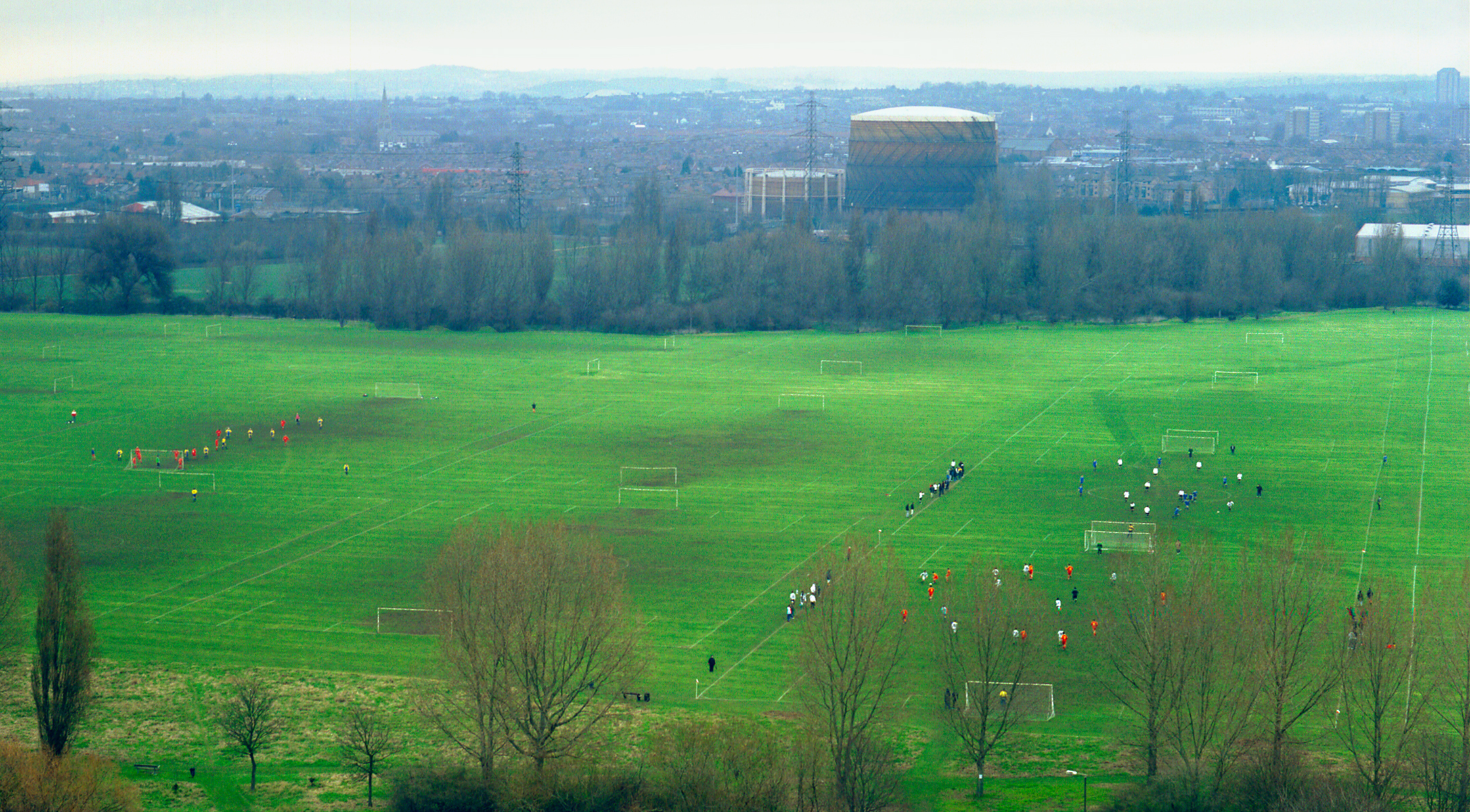 Hackney Marshes   |   Johan